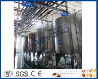 Équipements de service de chaîne de production de boisson de thé de jus, de nourriture et de boisson