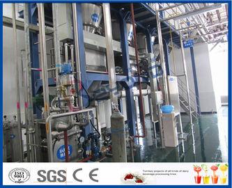 Chaîne de production industrielle de boisson de production de boissons avec la technologie transformatrice de boisson