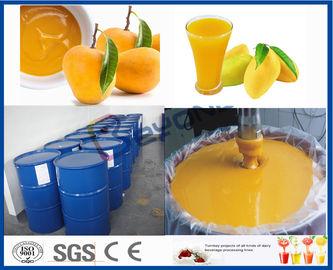 Chaîne de fabrication de mangue de machine de processeur de fruit pour l'installation de transformation de jus