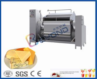 équipement de fromagerie 30TPD pour l'usine de fromage 200 kg/h heures - 2000 kg/h heures de capacité