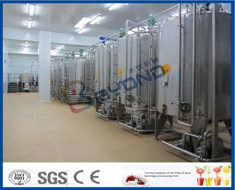 chaîne de production de boisson de boissons d'énergie de 2TPH 5TPH avec l'équipement remplissant de boisson