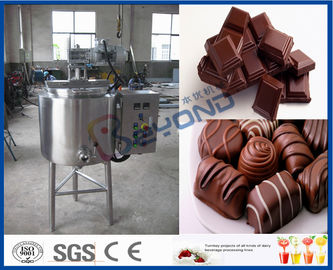 L'acier inoxydable d'OIN 200L 300L échoue pour le chocolat fondant avec les étreintes de levage