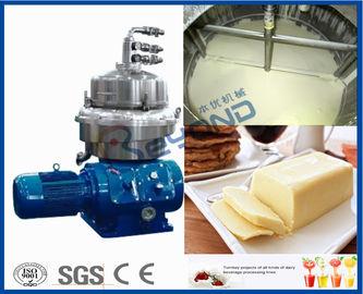 Beurrez la machine d'emballage/babeurre faisant la machine pour le procédé de fabrication de beurre