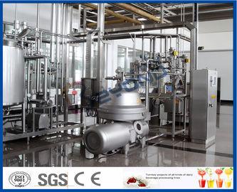 beurre de traitement du lait 20000LPD faisant l'équipement pour l'usine de laiterie
